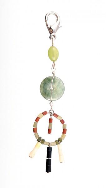 Jade Schlüsselanhänger