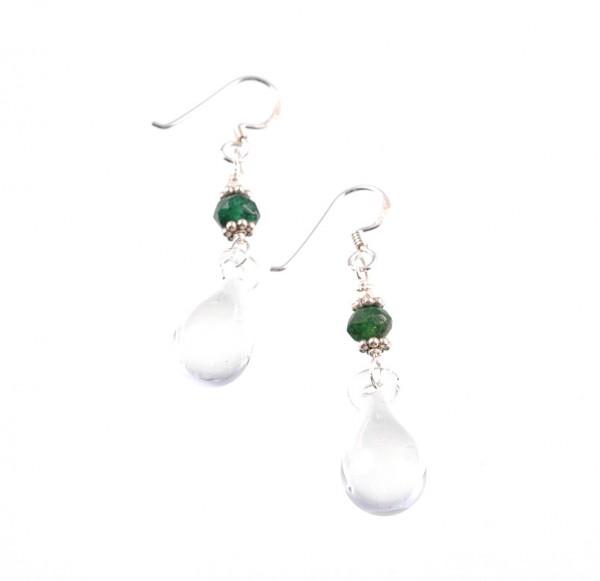 Silber, Jade, Glas